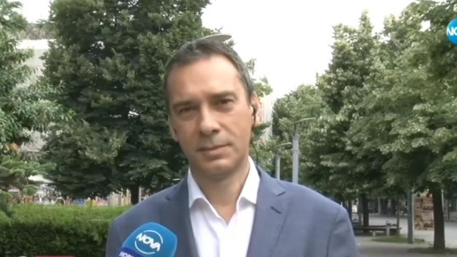 <p>Димитър Николов: ГЕРБ ще спечели София</p>