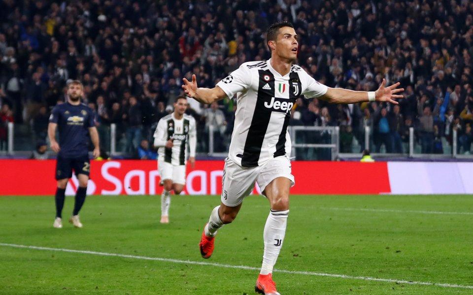 Гол на Роналдо избран за най-красив в Шампионска лига през сезона