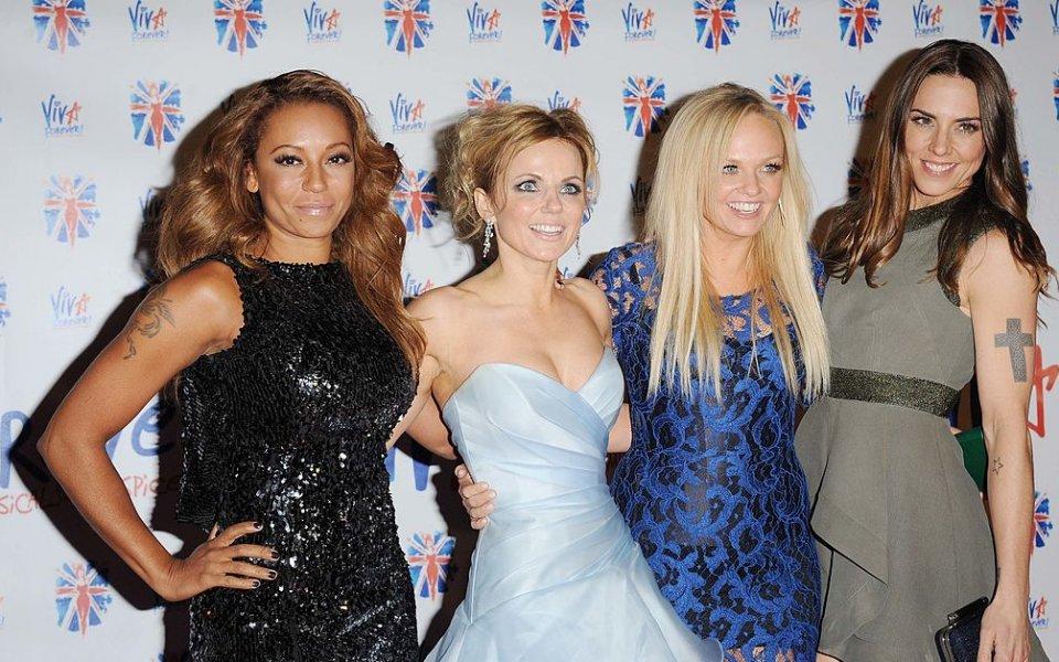 Певица от Spice Girls спечели феновете на Ливърпул