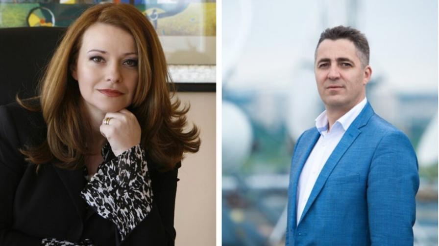 <p>Анкова и Андреев: Бизнес решенията не са ограничаване на свободата на словото</p>