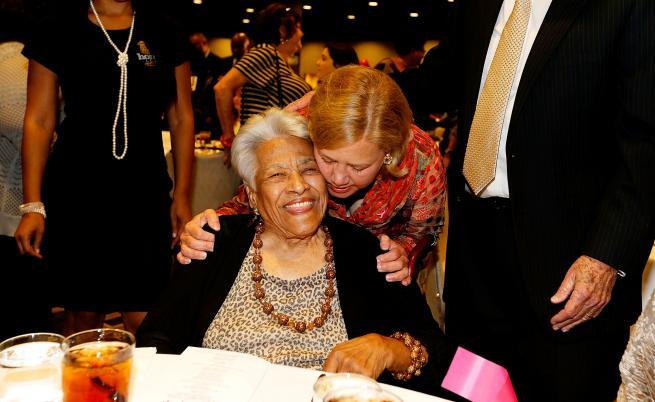 Леа Чейс – жената, която готви за Обама, Буш и Мартин Лутър Кинг