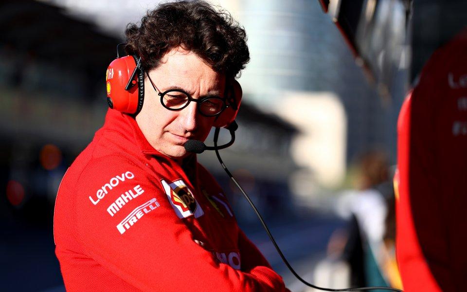 Ферари отписа титлата след само 6 състезания