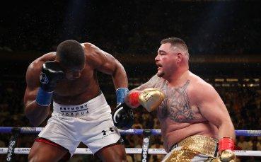 Легенда на бокса: Втора загуба от Руис ще бъде краят за Джошуа