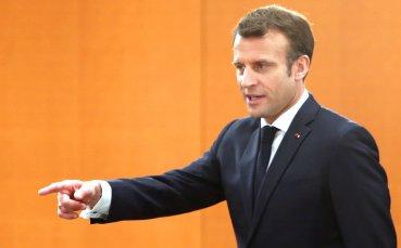Еманюел Макрон съобщи голяма новина за Олимпийските игри в Париж