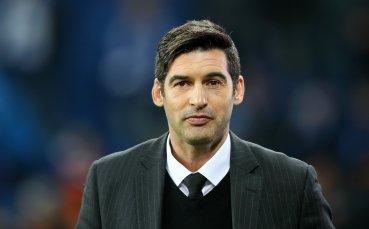 Треньорът на Рома: Искам да направя отбор, който да доминира