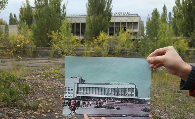 Историята на съпрузите от Чернобил, която вече целият свят знае