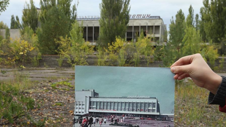 <p>Историята на <strong>съпрузите от Чернобил</strong>, която вече целият свят знае</p>