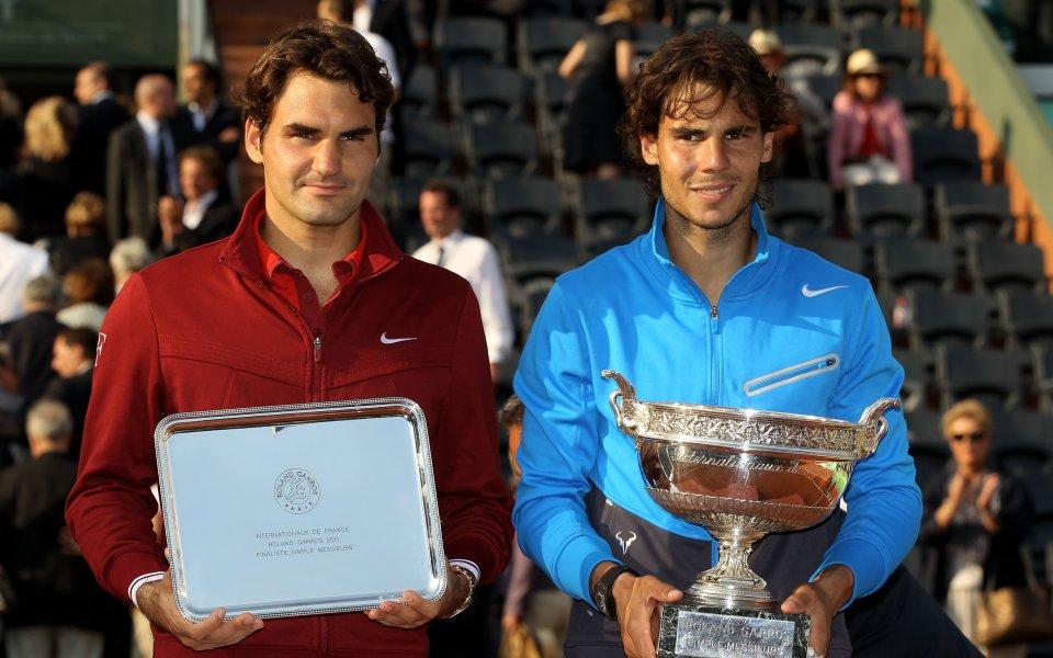 Бележитият сблъсък в историята на тениса – Роджър Федерер срещу