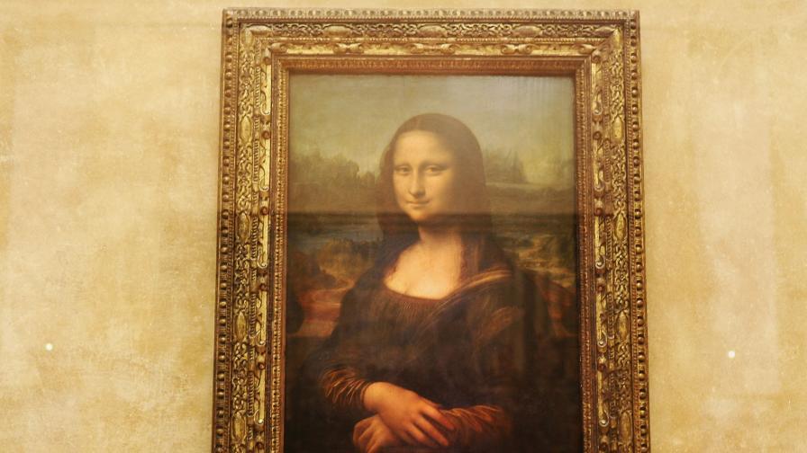 Учени: Усмивката на Мона Лиза не е искрена