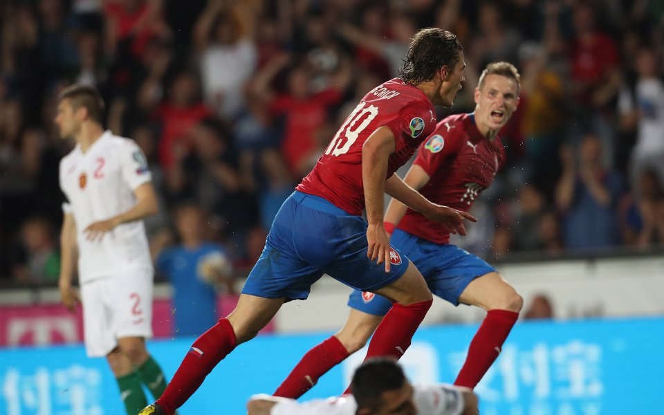 Чешкият герой: Ранният гол за България беше полезен шамар