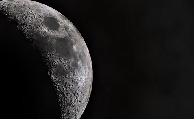 НАСА може да превърне лунен кратер в телескоп