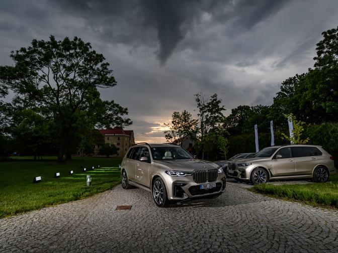 BMW X7 Полша галерия
