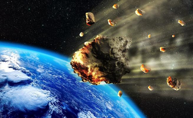 Откриха кратер от астероид на 1,2 млрд. години в Шотландия