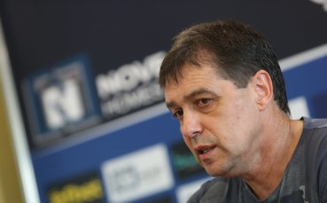 Петър Хубчев: Надявам се до няколко дни да дойдат още 3-4 човека на лагера в Австрия