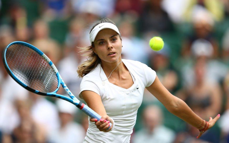 Вики Томова се изкачи с три места в ранглистата на WTA