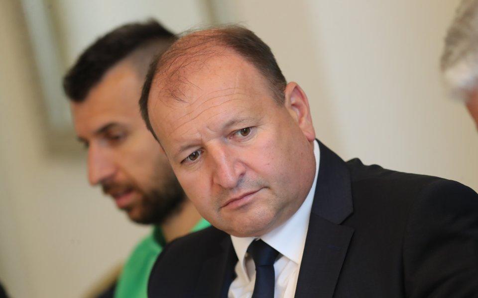 Караманджуков: Собствениците никога нищо не са отказали