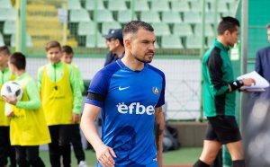 Валери Божинов изригна след новината, че спира с футбола
