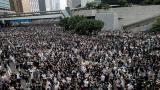 Мащабните протести в Хонконг