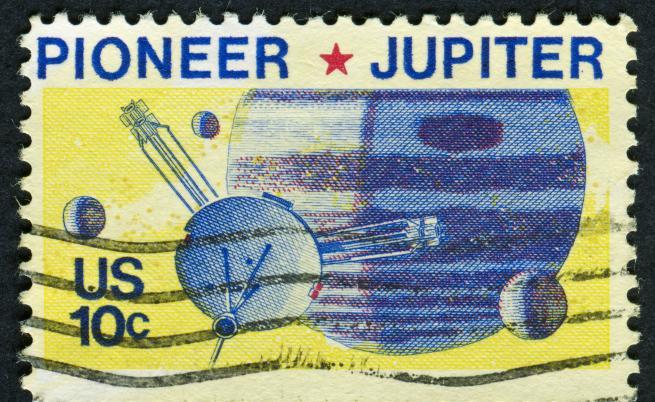 Първият космически апарат, напуснал пределите на Слънчевата система