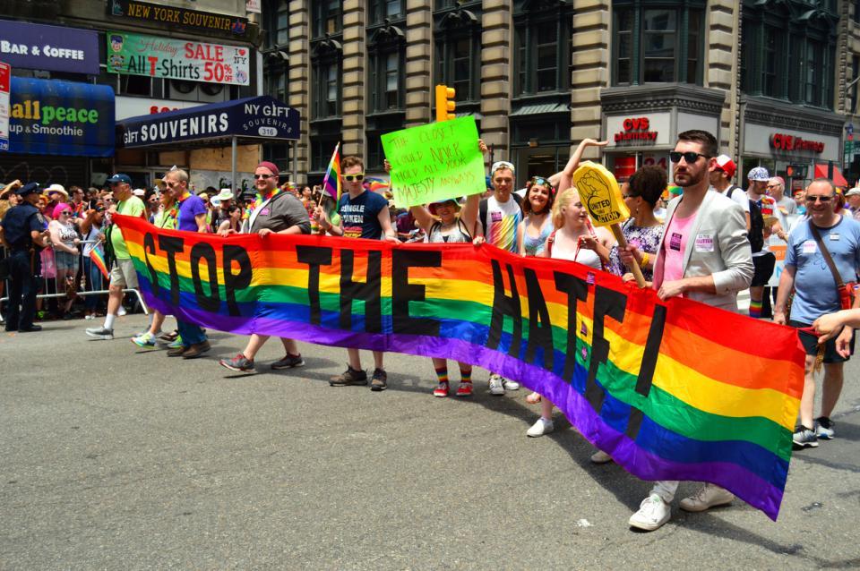 гей любов хомосексуалност