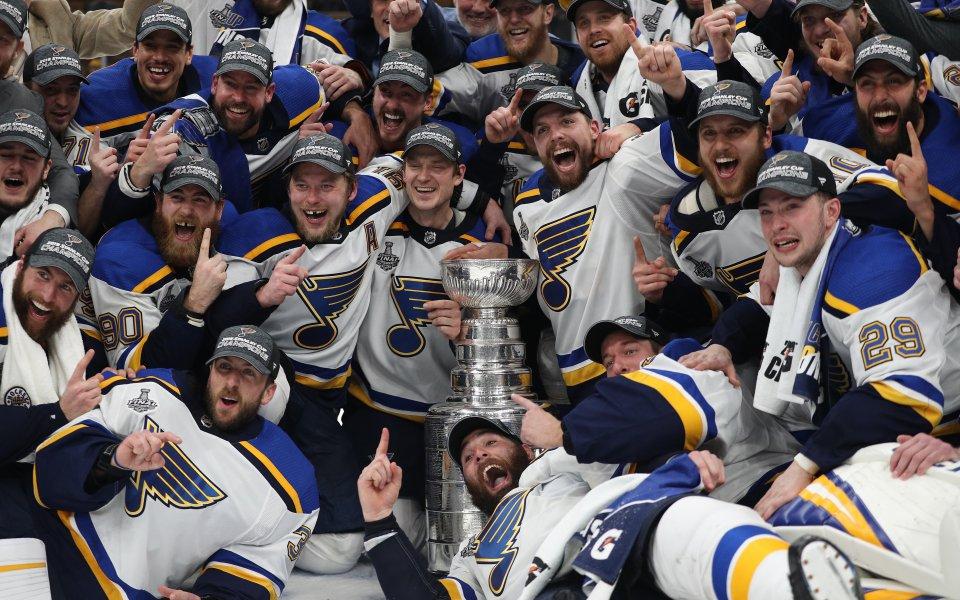 Сейнт Луис Блус откриват сезона в НХЛ срещу Вашингтон Кепитълс