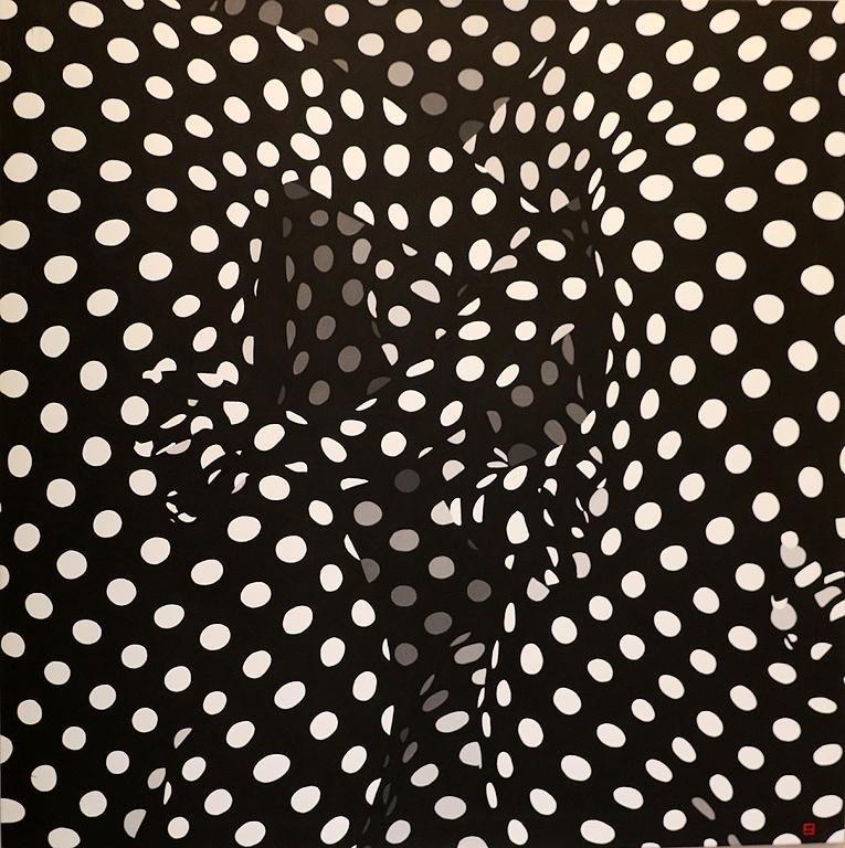 """Галерия Нюанс представя гръцката художничка Елени Питас с нейната изложба """"Почти пълен кръг""""."""