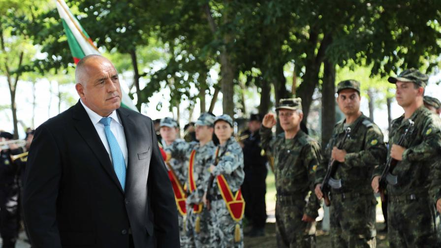 Борисов: Всичко, различно от мир, ще е щета за всички