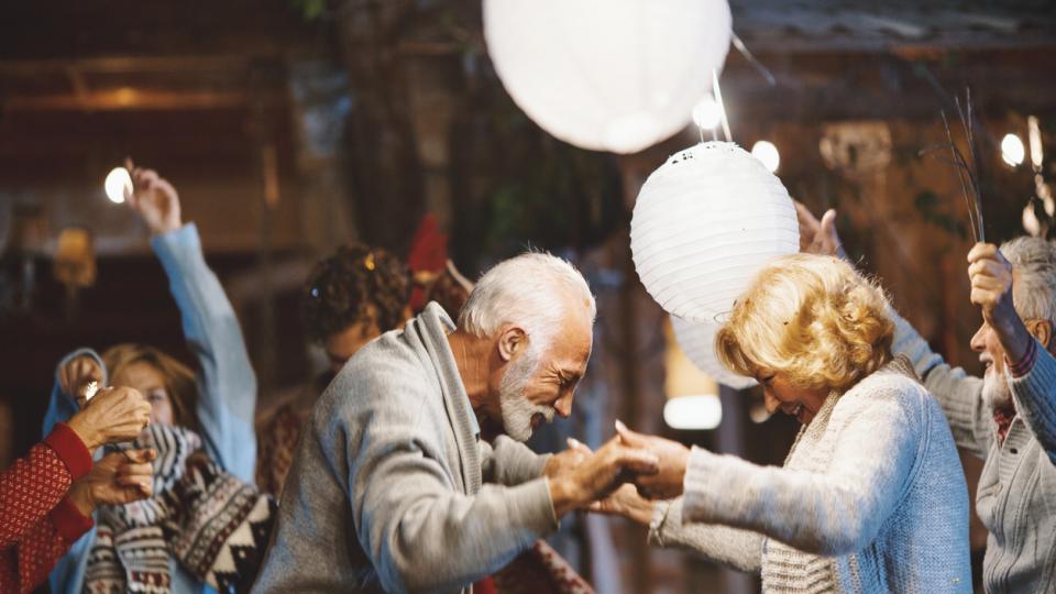 Любовта е най-сладка, когато навършиш 50