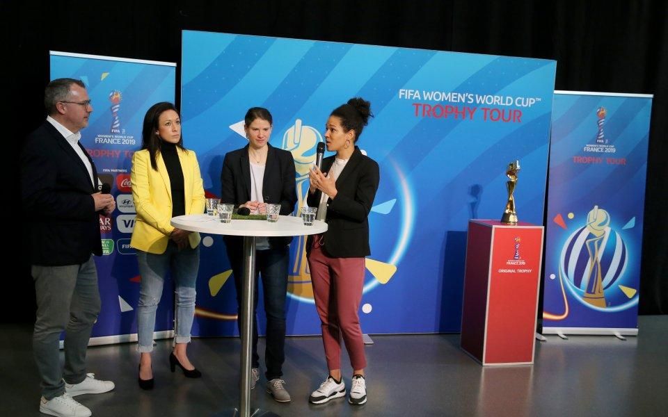 Световното първенство по футбол за жени вече вълнува феновете на