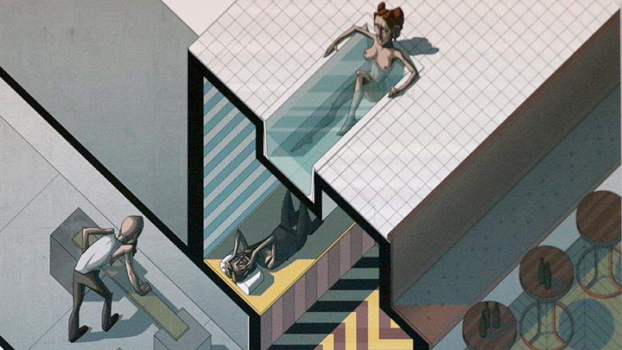 """Двама архитекти влизат """"Зад стените"""" на обществото"""