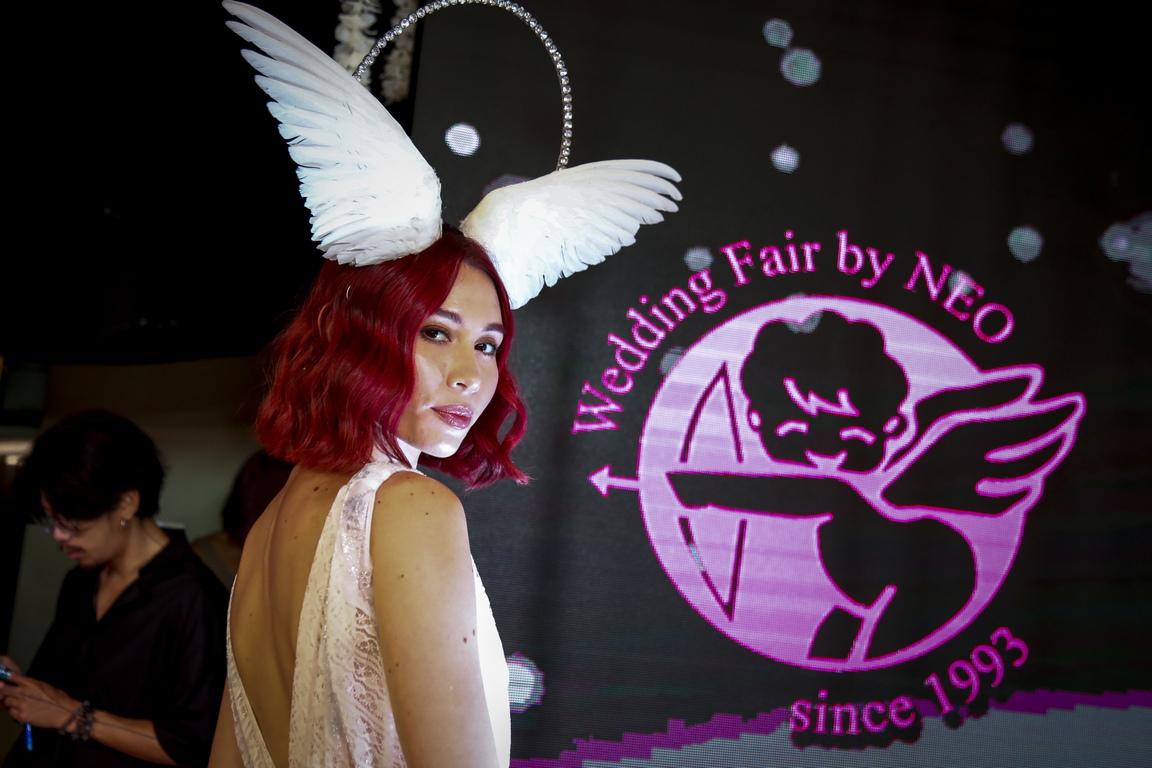 Сватбен панаир 2019 в Банкок, Тайланд. Сватбеното изложение се провежда от 13 до 16 юни и има за цел да популяризира всички аспекти на сватбения бизнес, предлагайки отстъпки и пакети за двойки, които желаят да се оженят.