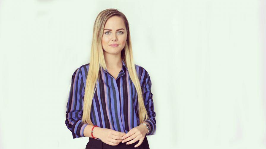 Признание за Vesti.bg: Силвия Прибиловска с награда от Web Report