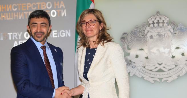 България Захариева: Осъждаме атентата към двата кораба Министърът на външните