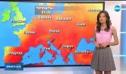 Прогноза за времето (15.06.2019 - обедна емисия)