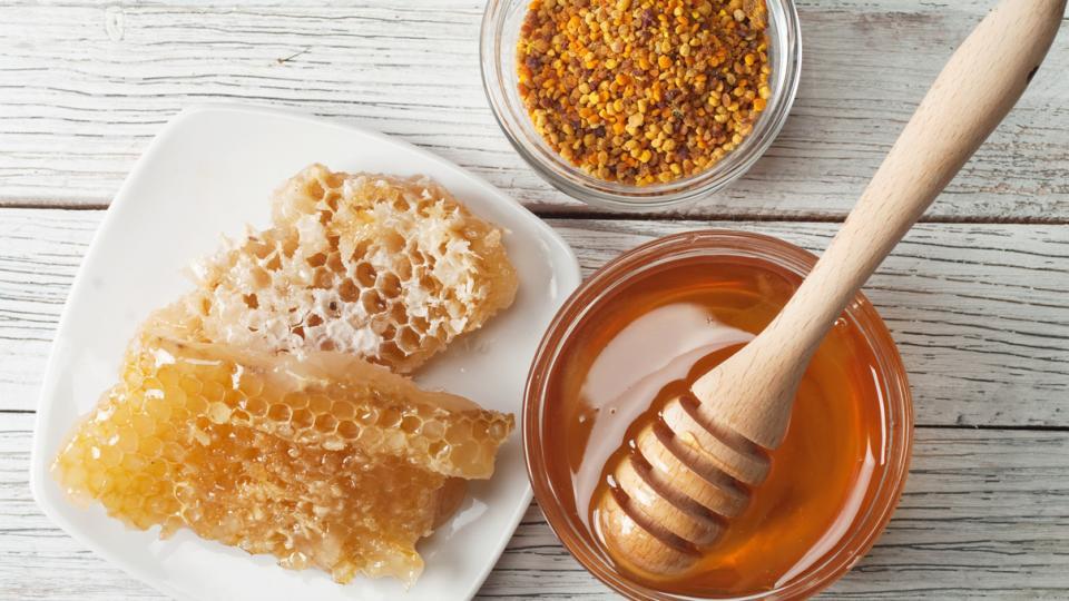мед прополис