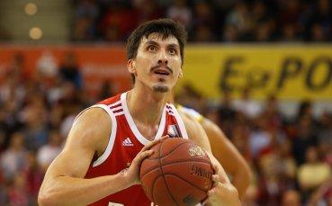 Баскетболна звезда на Байерн: Бъркат ме с Ибрахимович по 15 пъти на ден