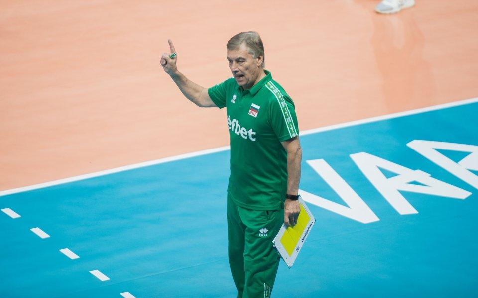 Волейболистите ни започнаха подготовка за европейския  шампионат