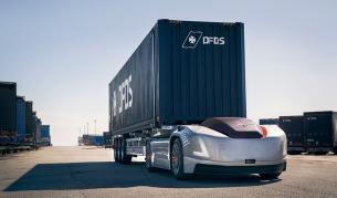 <p>Влекачът от бъдещето: автономен и на ток</p>