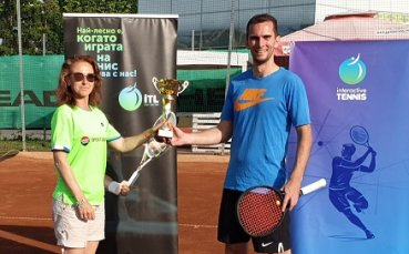 Иван Златанов спечели титлата при напредналите в ITL Challenger