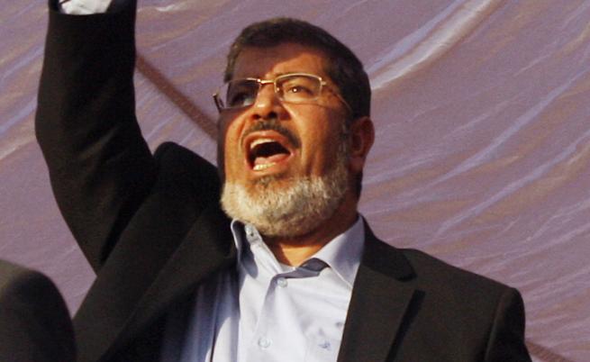 Сваленият президент на Египет вече е погребан