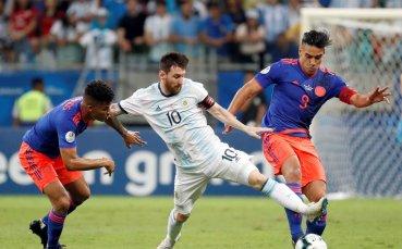 Фалкао: Ако Аржентина губи, Меси е виновен