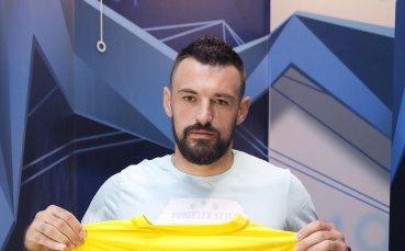 Левски официално представи нов вратар