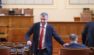 Драгомир Стойнев БСП