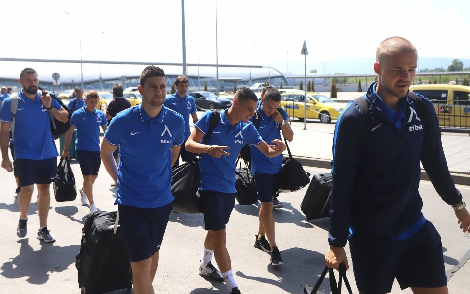 УЕФА направи разбивка по групи за евентуалните съперници на българските