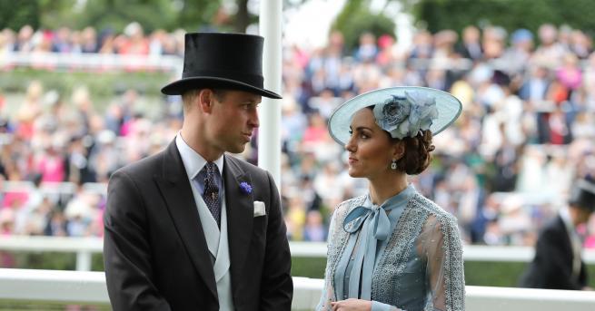 Любопитно Полицай от охраната на принц Уилям и Кейт блъсна