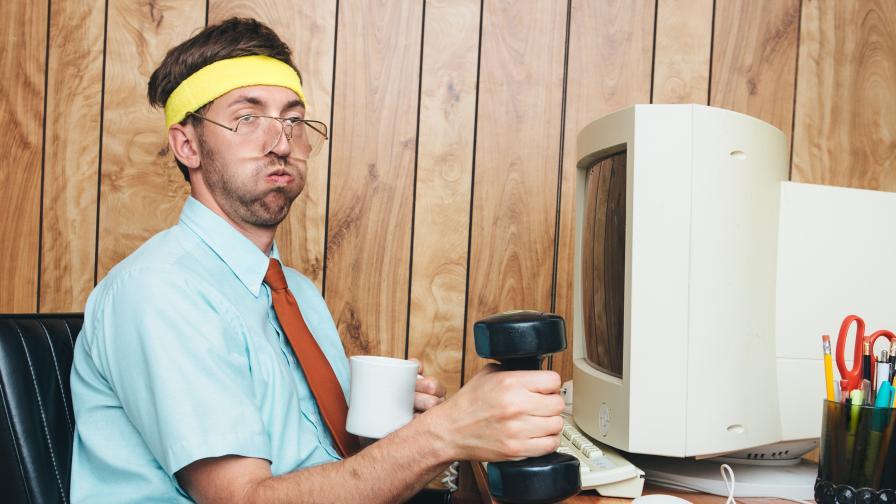 Съвети за отслабване, ако работите на бюро