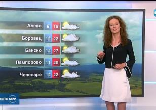 Прогноза за времето (19.06.2019 - централна емисия)