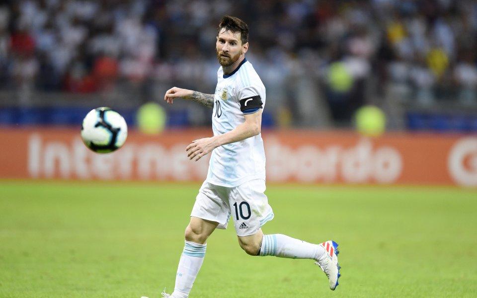 Звездата на Аржентина Лионел Меси е уверен, че тимът му