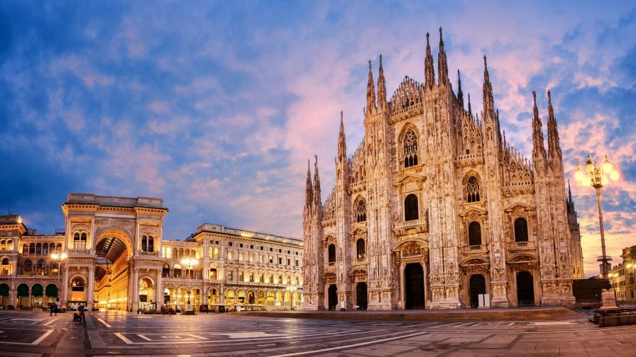<p><strong>На двата бряга в Милано </strong>&ndash; град на много бедни и много богати</p>