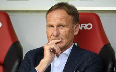 В Дортмунд вече не крият: Тази година целта е титлата